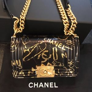 Chanel Small Handbag - New with tags/receipt